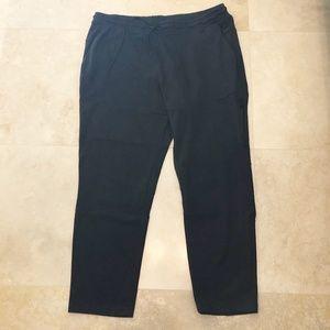 NWT Layer8 Mens Knit Tech Joggers Black 2XL
